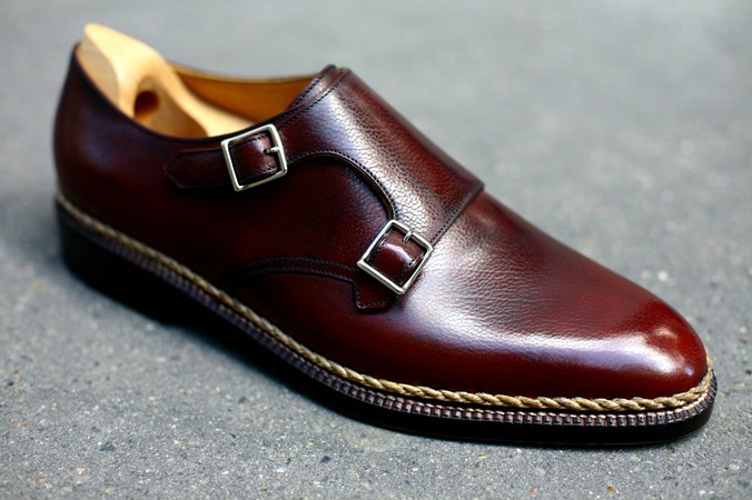 John Lobb Bespoke Rope Monk, Paris 1