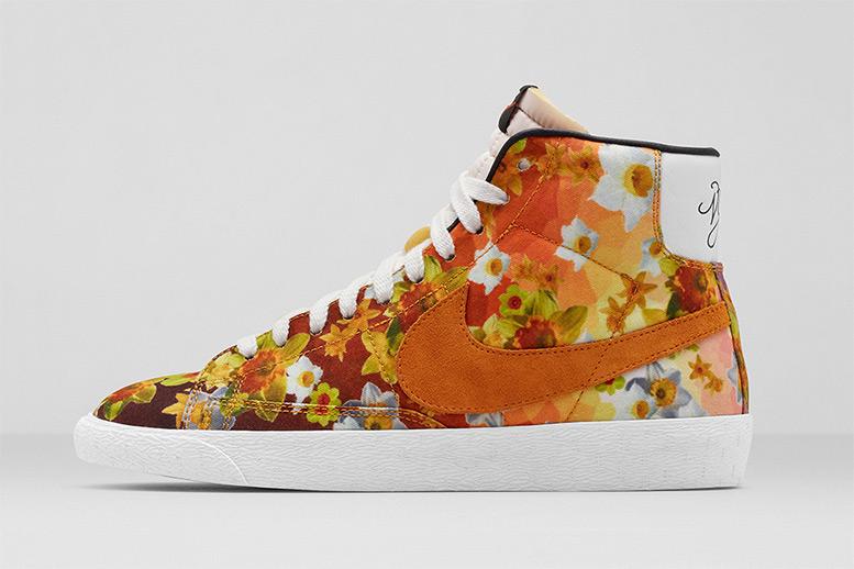 Nike Blazer World Tour Floral Pack 'Dandelion' New York
