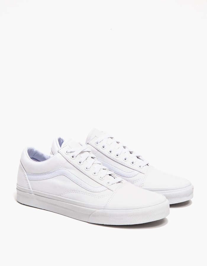 Old Skool True White Clean sneakers
