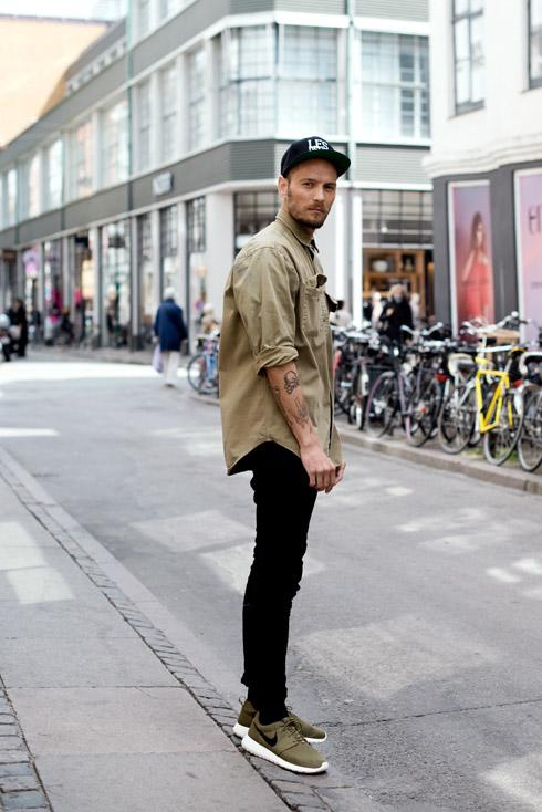 Prototype Skater Style For Men Rosherun
