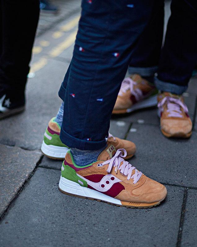 Saucony Mens Shoes Fashion
