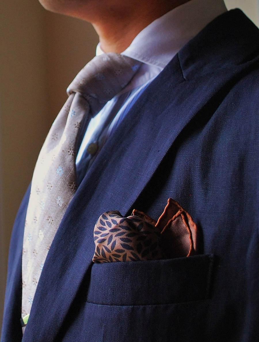 Summer Fabrics Deets jacket, Yohji Yamamoto