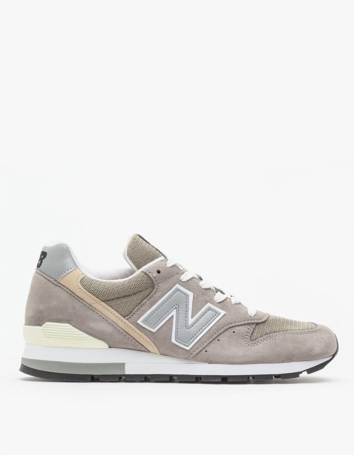 m996 new balance Grey