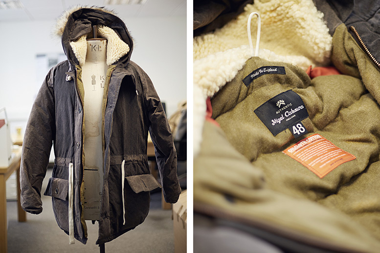 Nigel Cabourn AW14 Collection Preview 2