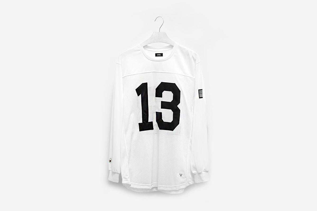StampdLA × 13thWitness Mesh Jersey 1