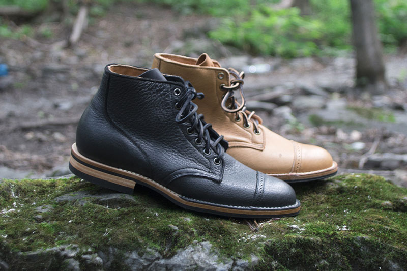 Canadian Moose Leather Boots