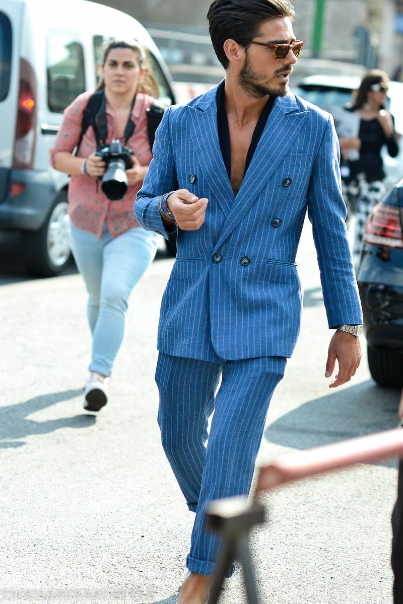 Giotto Calendoli Minimal Shirt × Suit