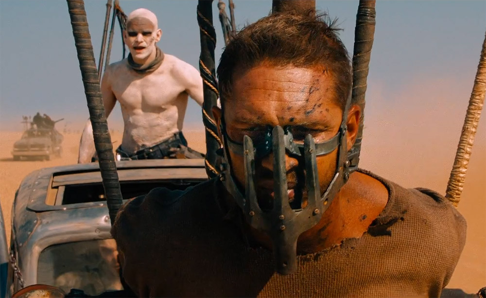 Mad Max Tom Hardy Trailer