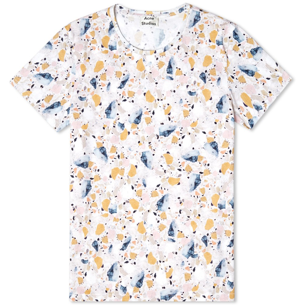 Not So Subtle ACNE Standard Print Tee