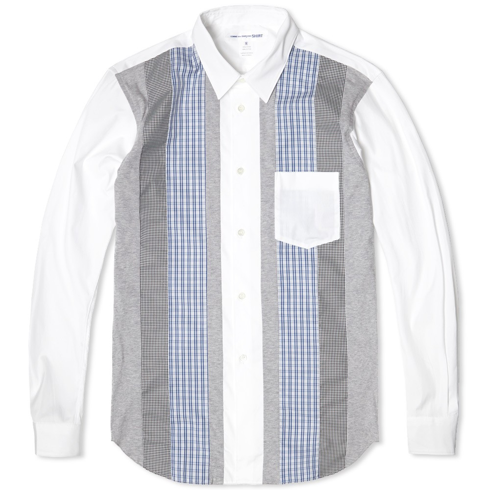 Pattern Mix Shirt menswear