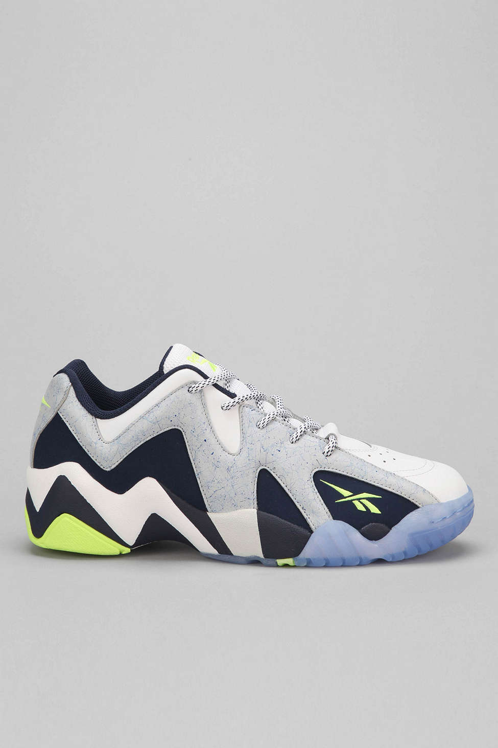 Reebok Kamikaze 2 Low-Top Sneaker 1