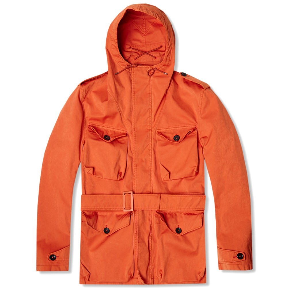 Ten C Snow Smock Collection, Orange