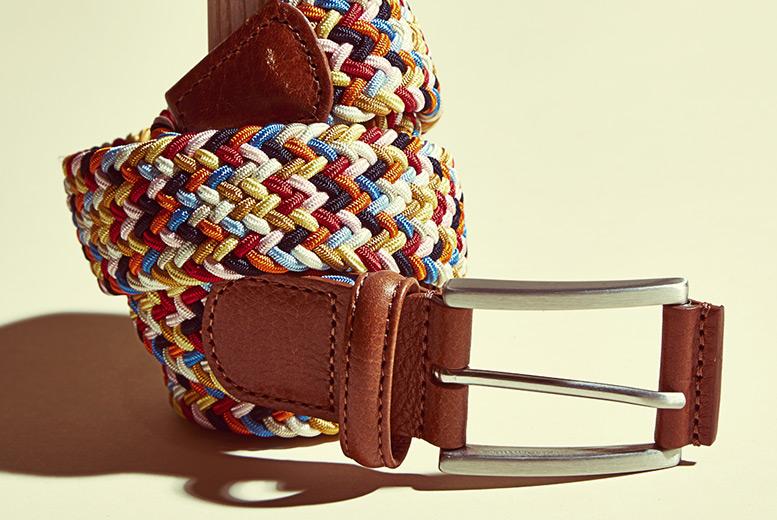 Anderson's Vintage Belts 1960s 3