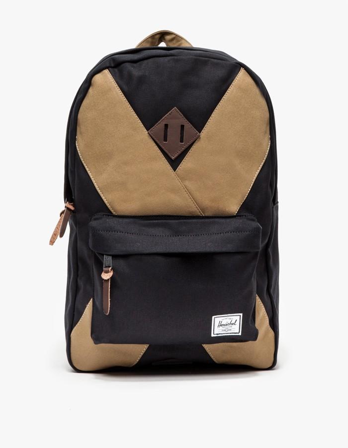 Herschel Cross Panel Backpack