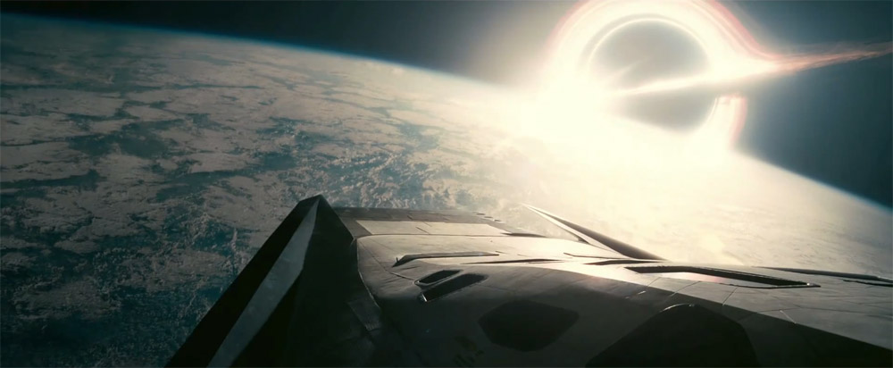 Interstellar's Latest Trailer Reveals...