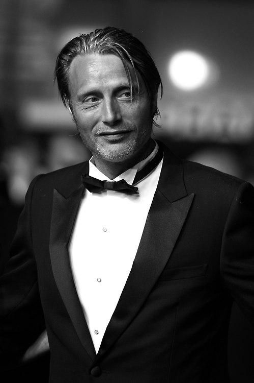 Mads Mikkelsen Tuxedo Hannibal