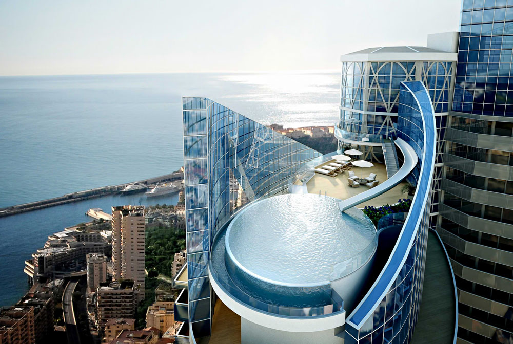 Most Expensive World Monaco 1