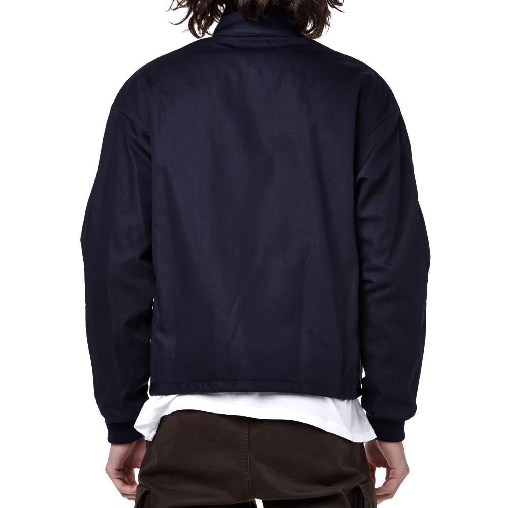Navy Bomber Jacket by A.P.C. x Kanye 3