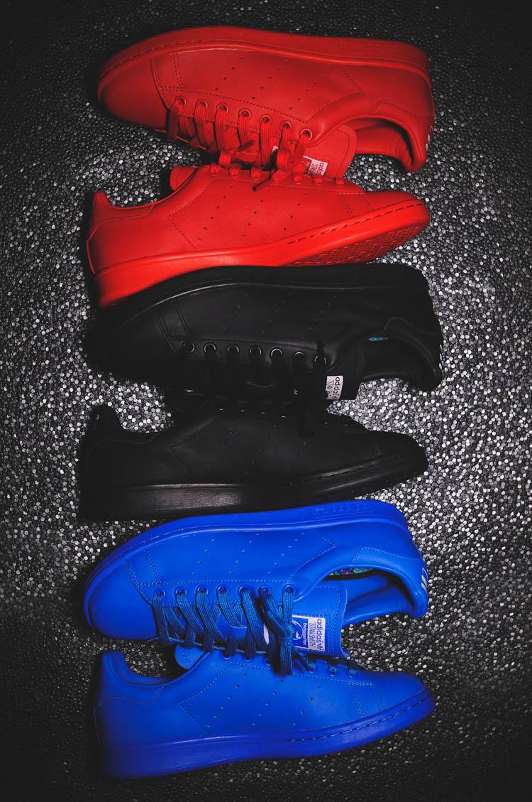 adidas Consortium × Pharrell Williams Stan Smith 'Solid'