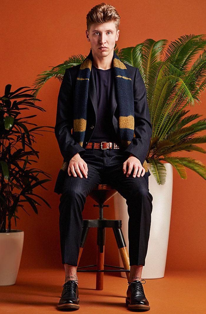 Dries Van Noten Lookbook #menswear