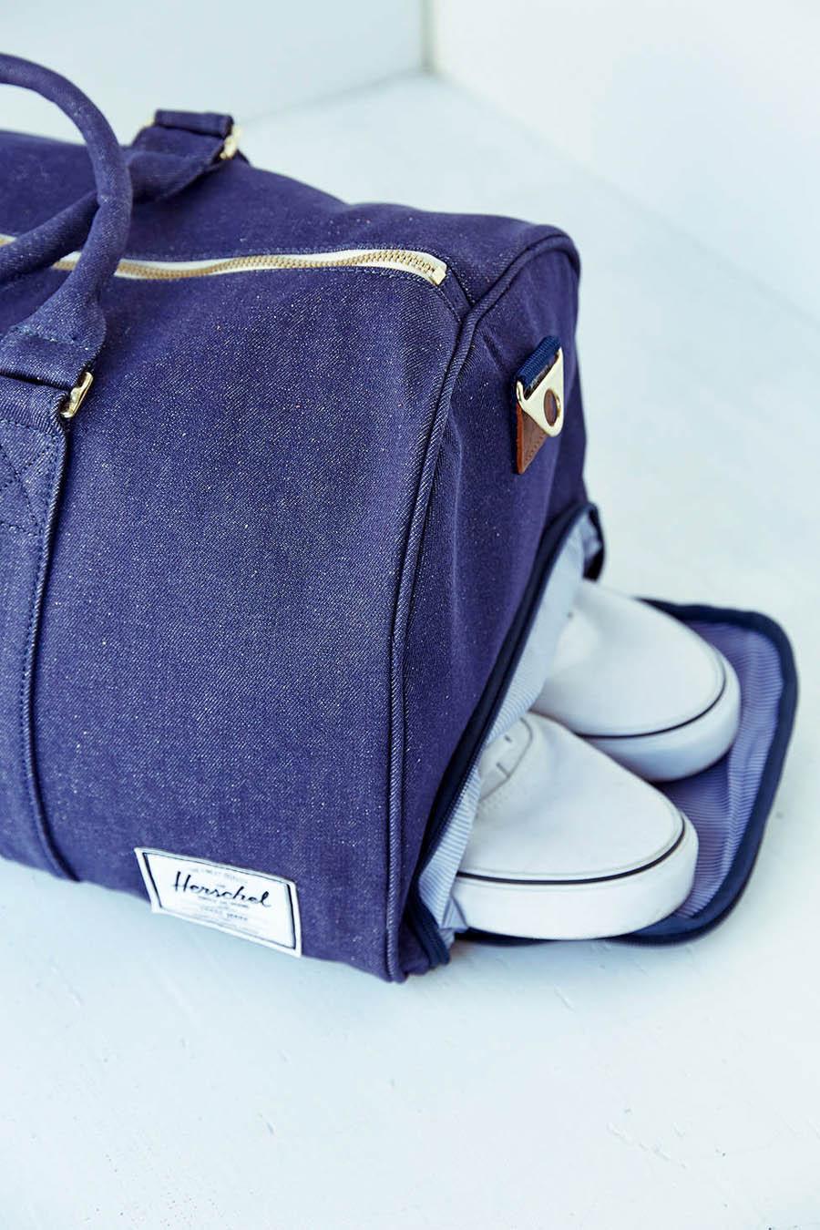 Herschel Denim Weekender Bag