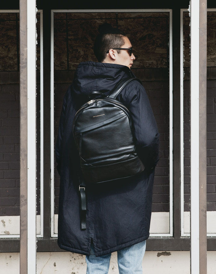 Kastrup Backpack by Want Les Essentiels