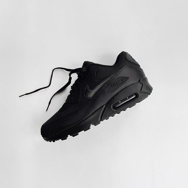 nike men's air max 90 mid wntr running shoe nz