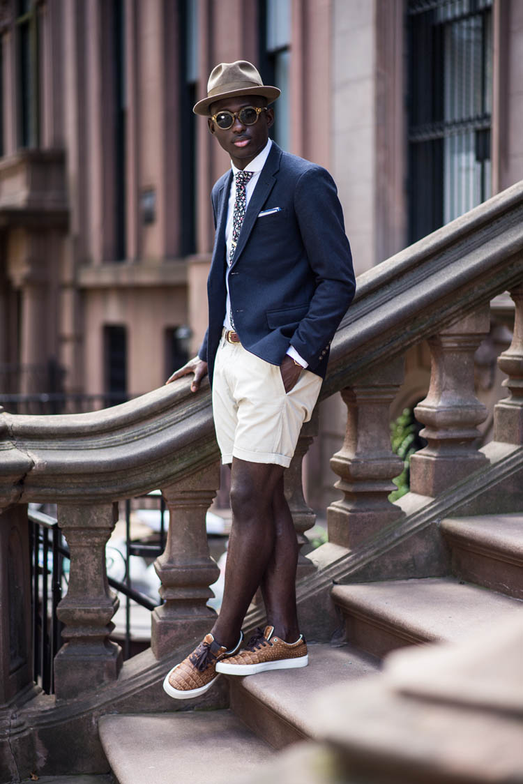 Steven Onoja, Blogger black fashion