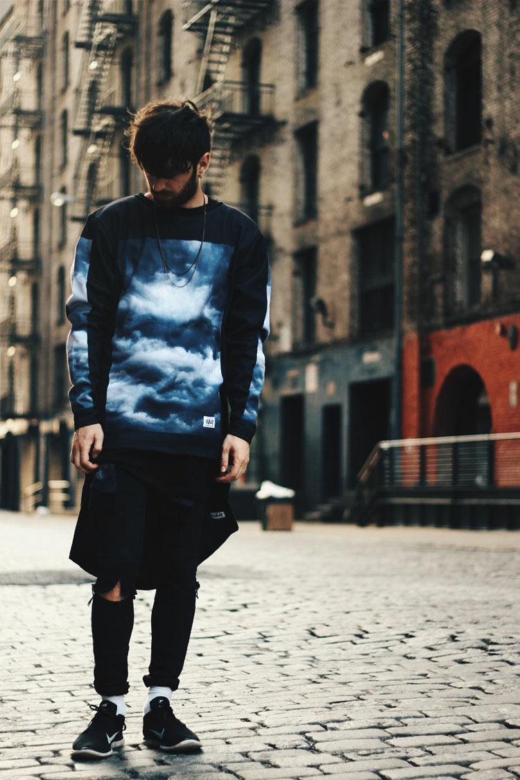 thfkdlf Clouds Capsule Lookbook