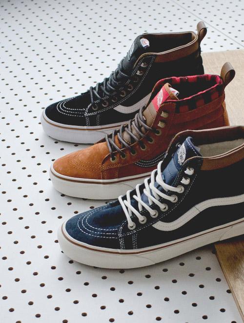Vans Sk8 Hi Mte Sneaker