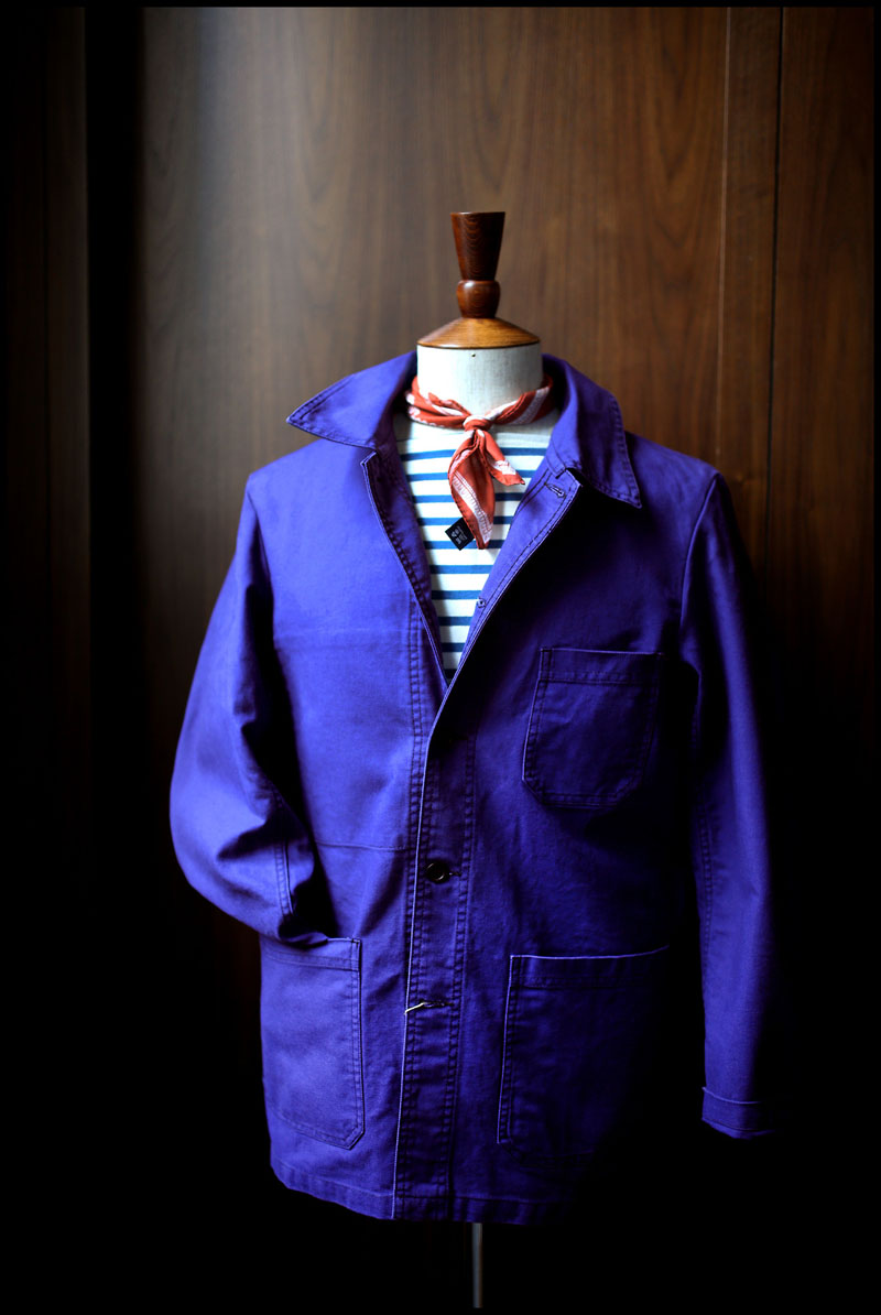 Vetra 1927 Work Jacket in blue