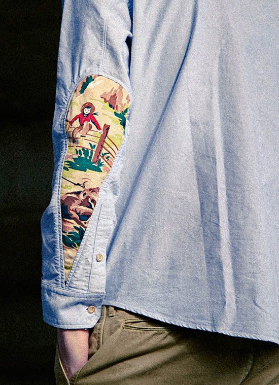 Visvim Albacore Kapa Shirt