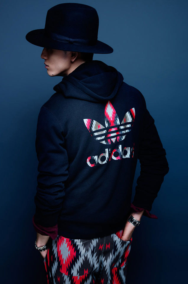 adidas Originals × Neighborhood Hoody