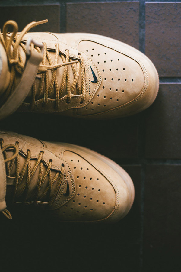 Air Force 1 Mid NSW Flax