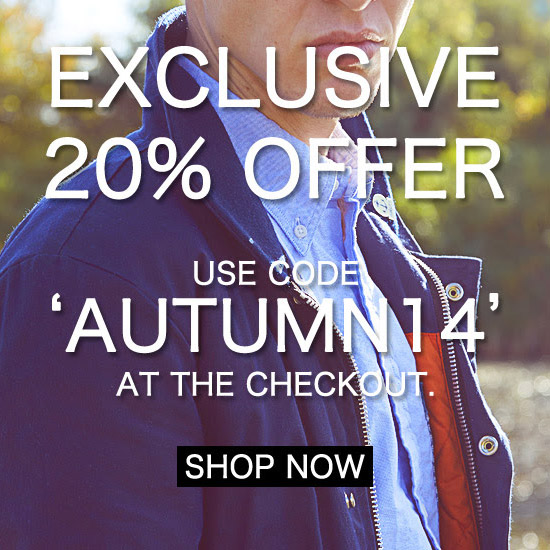 END Clothing Coupon Code: 20% OFF A14