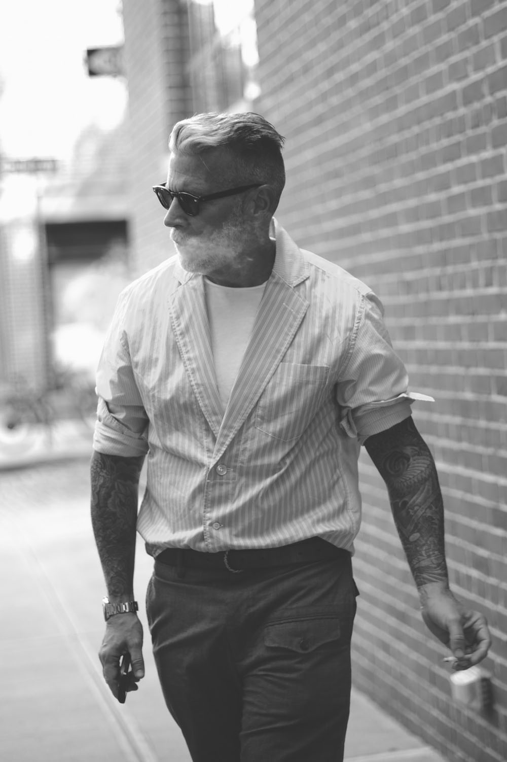 Nick Wooster Looking Cool
