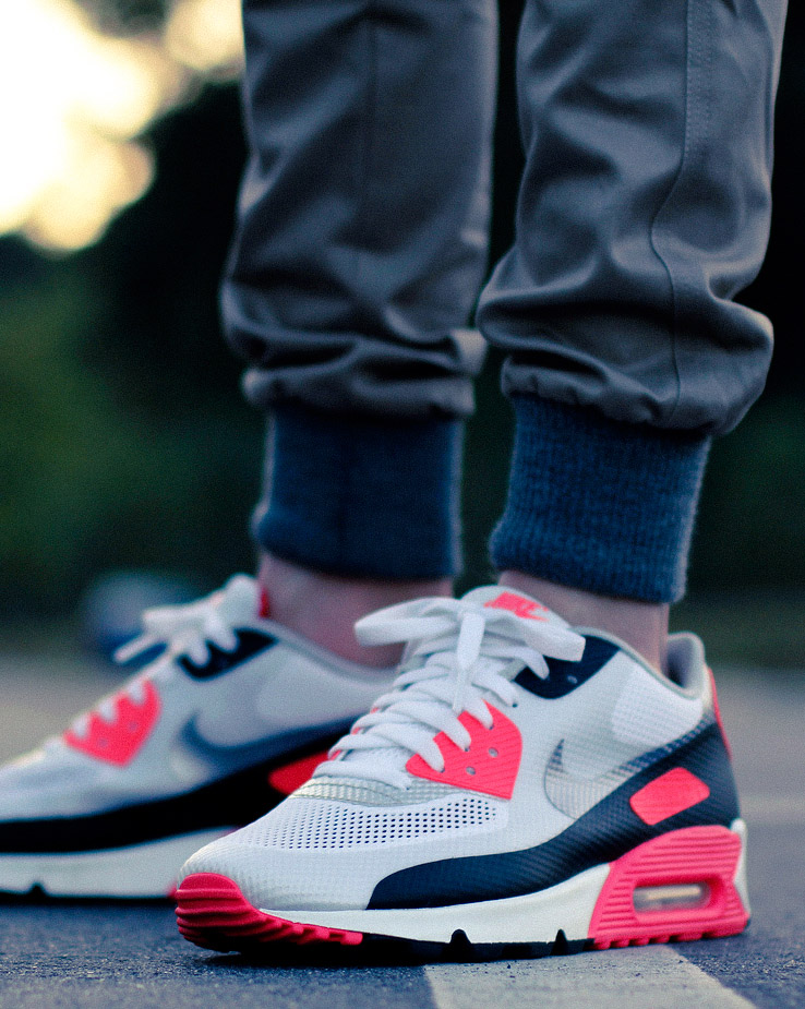 Nike Air Max 90 Infrared Court