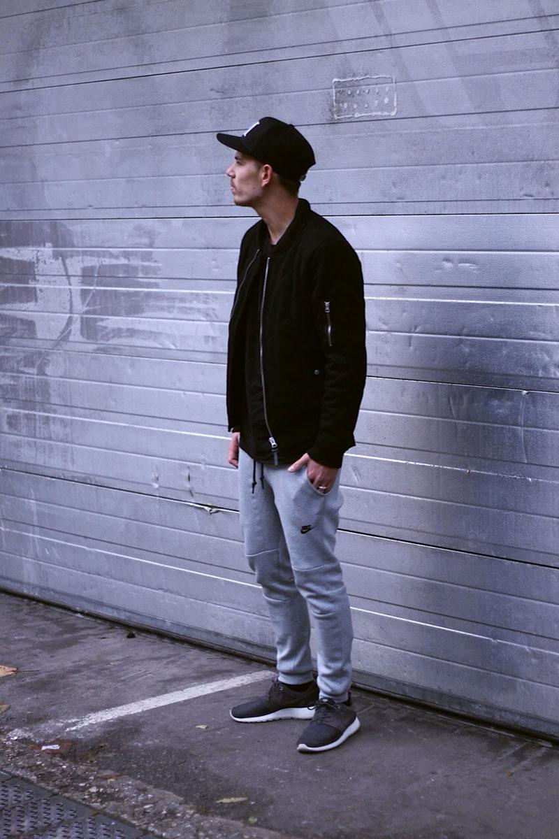 Nike Tech Pants Streetstyle Soletopia