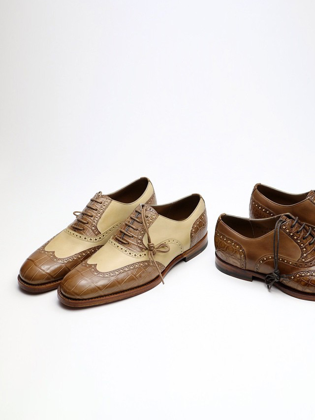 Nucky Thompson-esque Shoes by Zonkey Boot