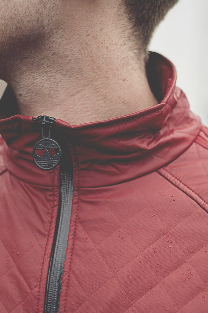adidas x Barbour Quilted Jacket
