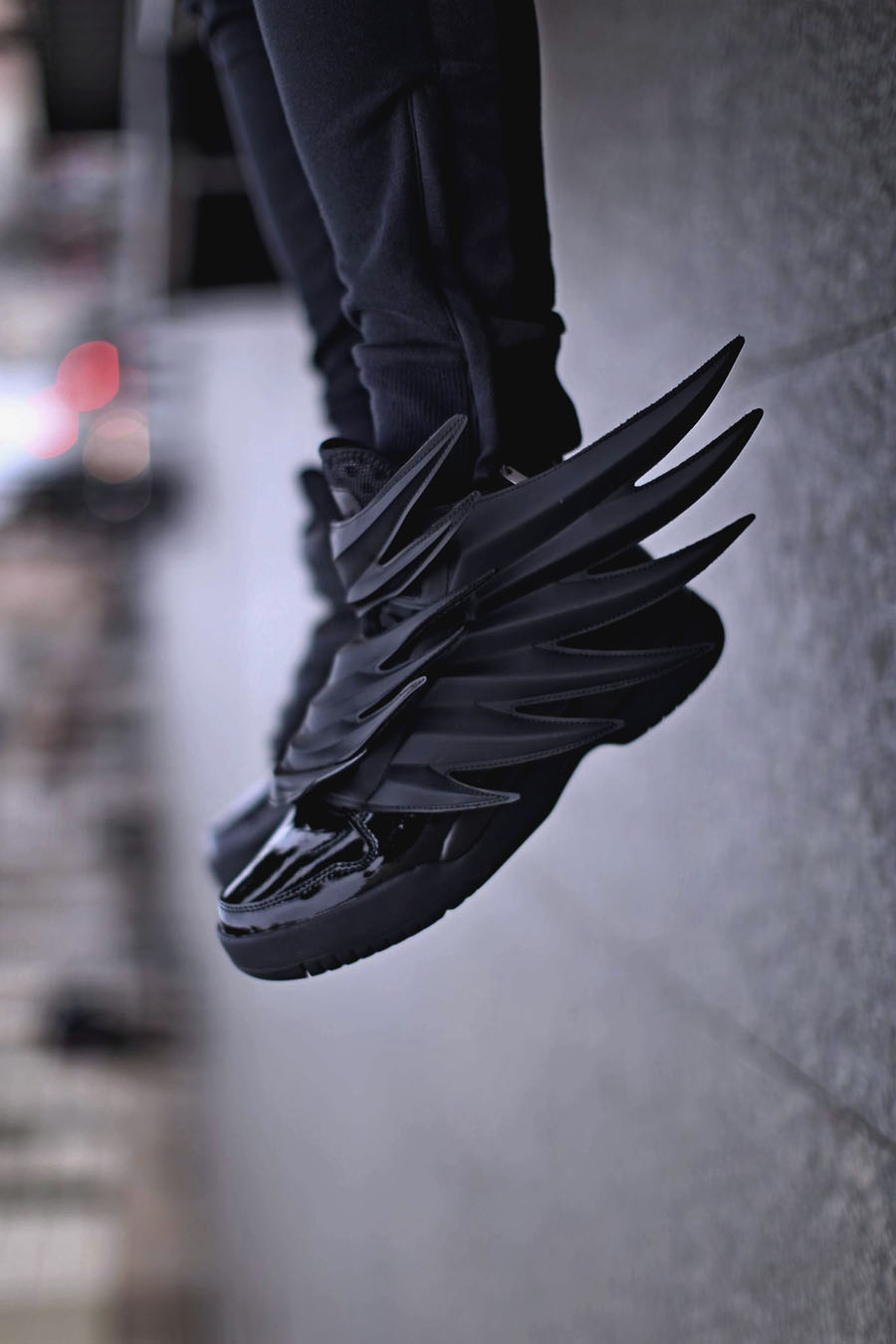 Adidas Js Wings 3.0 Dark Knight