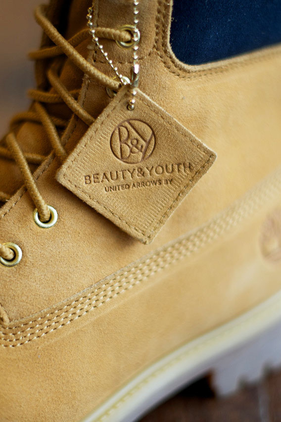 Beauty & Youth × Timberland