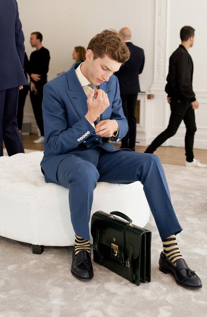 Crazy Socks & Suit Menswear