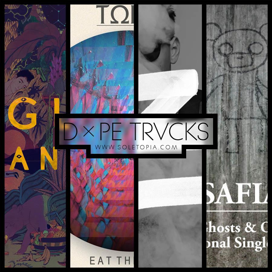 Dope Tracks: New Music, Good Music vol.1