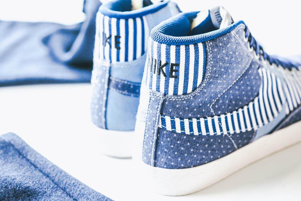 Nike Blazer Mid Premium VNTG QS Patchwork