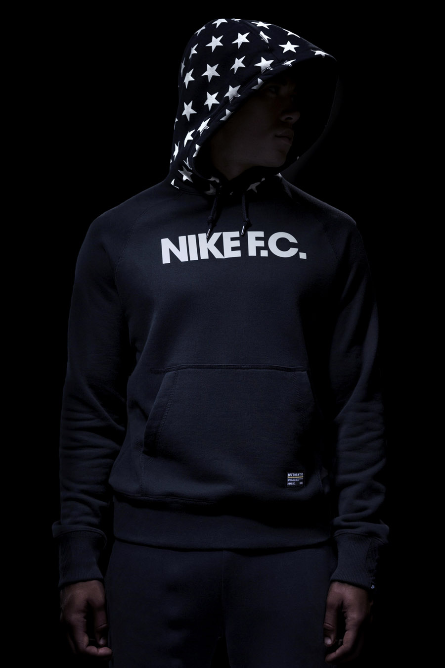 huge selection of ae430 a3584 Nike F.C. Stars Pullover