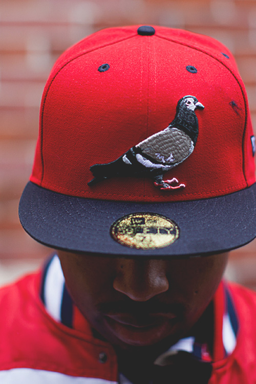 Staple Pigeon 5 Panel Hat