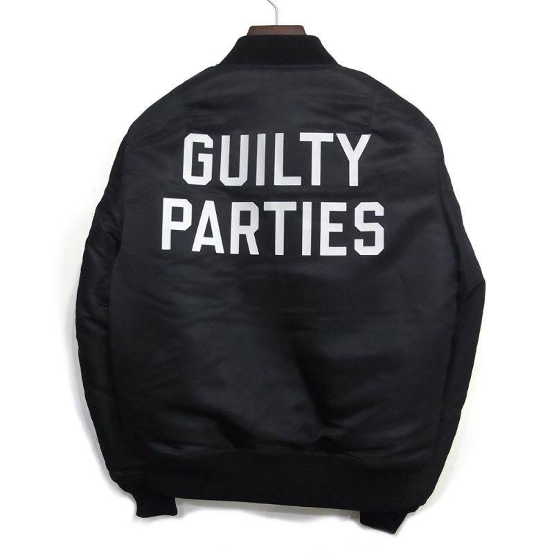 Wacko Maria Guilty Parties Bomber #menswear
