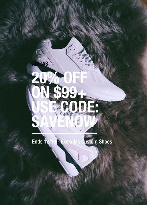 Adidas 20% OFF Sale Code