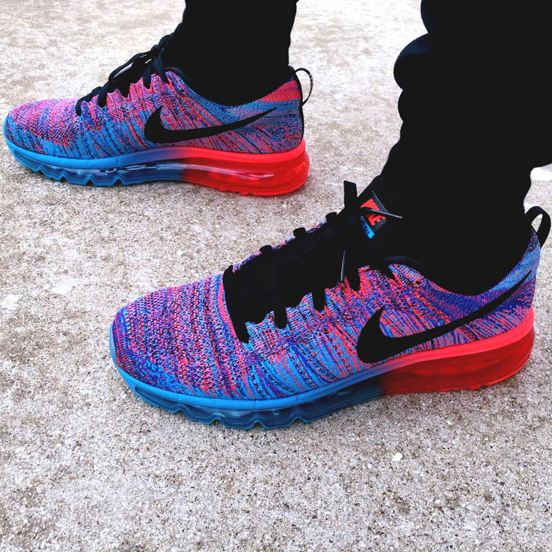 71fc8b Nike Flyknit Air Max Street Style Nikes Discount Mens Nike Flyknit Air Max